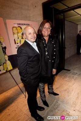 fern mallis in The New York Observer 25th Anniversary