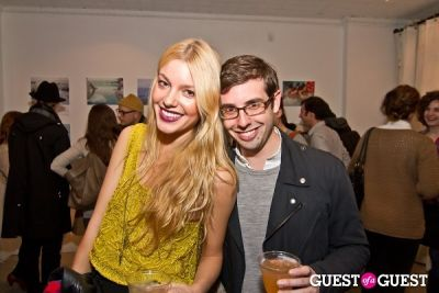 jeremy fisher in The Skinny Dipping Report Launch Party