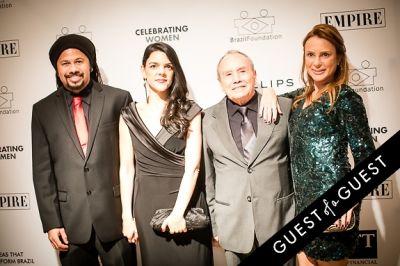 marivaldo dos-santos in Brazil Foundation XII Gala Benefit Dinner NY 2014