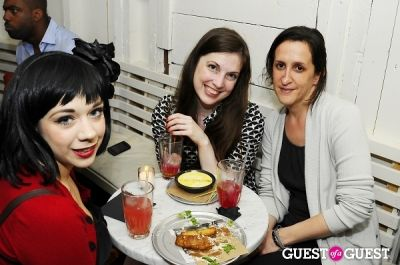 miranda huba in Book Release Party for Beautiful Garbage by Jill DiDonato