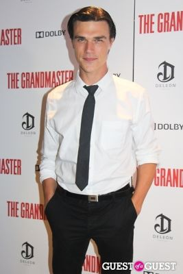 finn wittrock in The Grandmaster NY Premiere