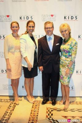 k.i.d.s. chairman-kevin-burke-and-k.i.d.s.-founder-karen-bromley in K.I.D.S. & Fashion Delivers Luncheon 2013