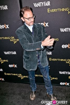 fisher stevens in EPIX & Vanity Fair Present: Documentary, 50 Years of James Bond