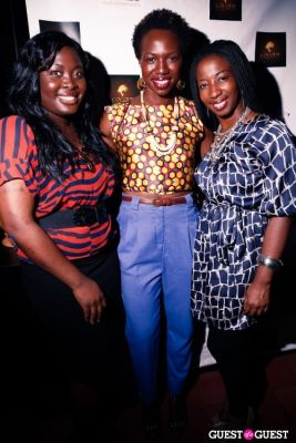 folake eniola in Cocody Productions and Africa.com Host Afrohop Event Series at Smyth Hotel