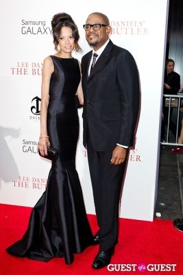 keisha nash-whitaker in The Butler NYC Premiere