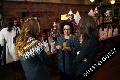 ana fritsch in Whimsical Holiday Breakfast with Heymama + Pippa & Julie