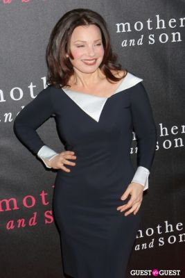 fran drescher in The Broadway Premiere of Terrence McNally's