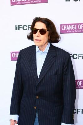 fran lebowitz in Special Screening of CHANGE OF PLANS Hosted by Diane Von Furstenburg and Barry Diller