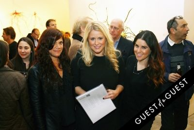frances stern in Dalya Luttwak and Daniele Basso Gallery Opening