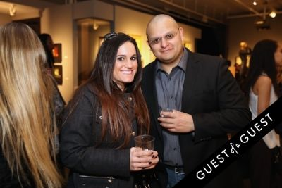 francesca scarpaci in Select celebrates at Arcadia Gallery