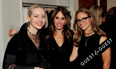 francesca vuillemin in Egg Tribeca Grand Opening