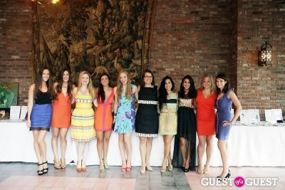camila rachmanis in Worldfund's Summer Fiesta