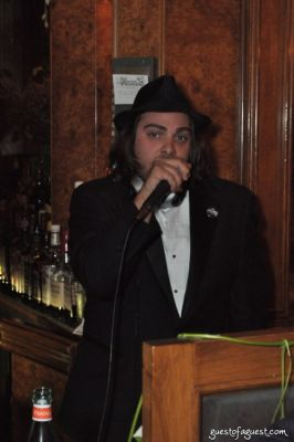 francesco civetta in The Opening of CEVA Nights