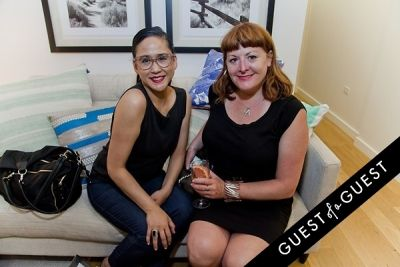 adena geiger in Thom Filicia Celebrates the Lonny Magazine Relaunch