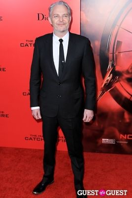 francis lawrence in The Hunger Games: Catching Fire