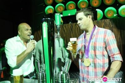 franck evers in Heineken & the Bryan Brothers Serve New York City