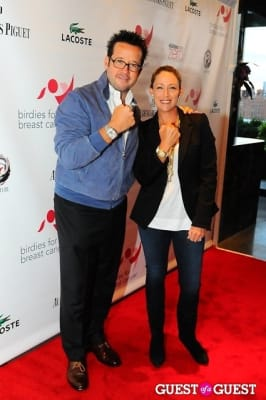 francois henry-bennahmias in LPGA Champion, Cristie Kerr hosts the Inaugural Liberty Cup Charity Golf Tournament benefiting Birdies for Breast CancerFoundation