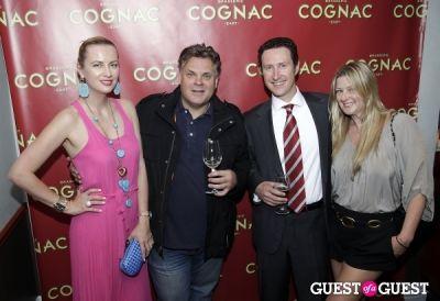 nick judelson in Brasserie Cognac East Opening