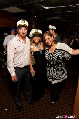 frank bodenchak in Victoria Schweizer's Yacht Birthday Party