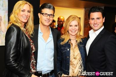 frank cilione in Billy Norwich, Gillian Hearst and the Sanctuary Hotel host party for artist Garrett Chingery
