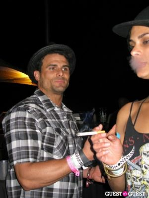 frank grillo in Coachella 2010: The Shows, Parties & People