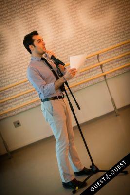 frankie j-alvarez in The Juilliard Club Spring Benefit