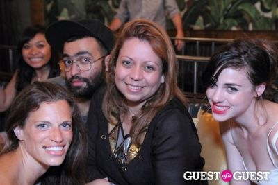 frayda resnick in GofG Launch Party at the Cabanas/Maritime Hotel