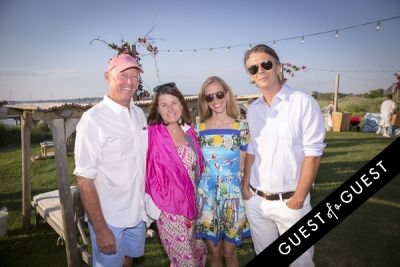 fred stelle in GUEST OF A GUEST x DOLCE & GABBANA Light Blue Mediterranean Escape In Montauk