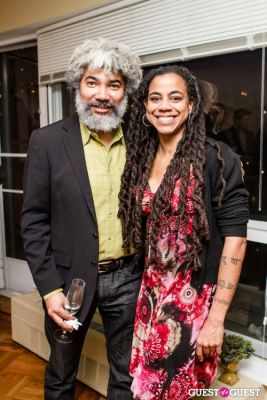 suzan lori-parks in New York Foundation For The Arts Kick-Off