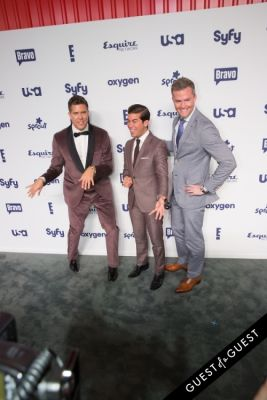 fredrik eklund in NBCUniversal Cable Entertainment Upfront