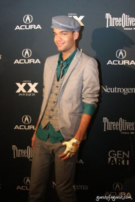 from reality-show--stylista- in Gen Art Film Festival Red Carpet for Gigantic