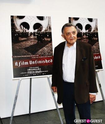 gabe pressman in NY Premiere of