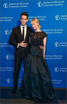 gabe saporta in American Museum of Natural History Gala 2014
