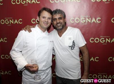 gabi giar in Brasserie Cognac East Opening