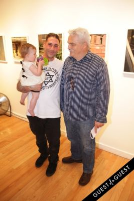 gabriel angemi in Art Now NY Opening of