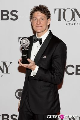 gabriel ebert in Tony Awards 2013