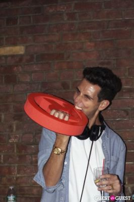 gabriel sapotra in RadioShack Pop-up Store Kick Off Celebration