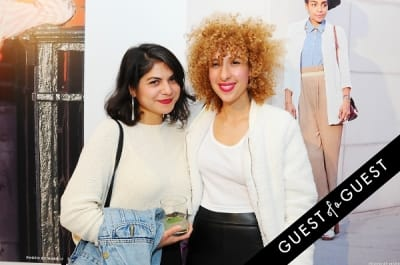 gabriela alford in Refinery 29 Style Stalking Book Release Party