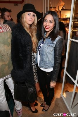 gabrielle giacalone in Scotch & Soda Launch Party