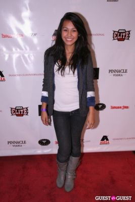gaby borromeo in 1st Annual Pre-NFL Draft Charity Affair Hosted by The Pierre Garcon Foundation