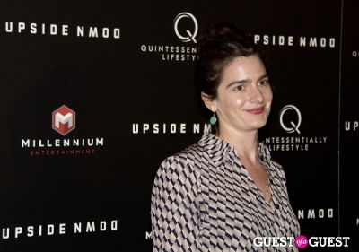 "gaby hoffmann in Quintessentially hosts ""UPSIDE DOWN"" - Starring Kirsten Dunst and Jim Sturgess"
