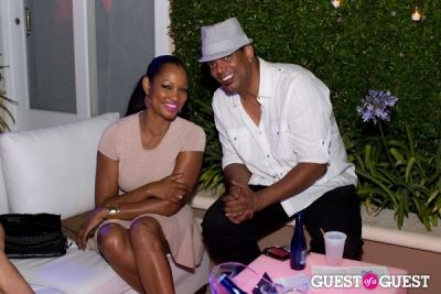 garcelle beauvais in Jamie Foxx & Breyon Prescott Post Awards Party Presented by Malibu RED