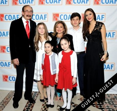 meri msuinyan in COAF 12th Annual Holiday Gala