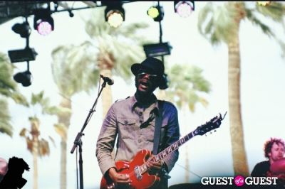 gary clark-jr in Coachella Weekend One Festival & Atmosphere