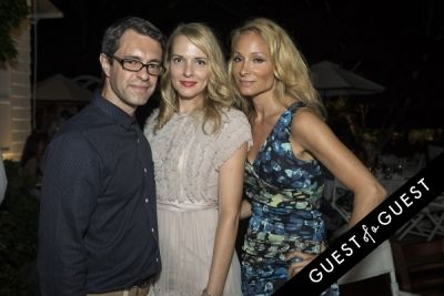 denise krimershmoys in The Untitled Magazine Hamptons Summer Party Hosted By Indira Cesarine & Phillip Bloch