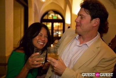 gary pastushenko in Tallarico Vodka hosts Scarpetta Happy Hour at The Montage Beverly Hills