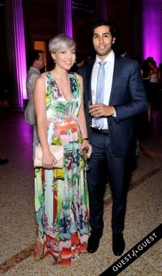 gaurav sharma in Metropolitan Museum of Art Young Members Party 2015 event