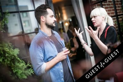 gavin bellour in Guest of a Guest & Cointreau's NYC Summer Soiree At The Ludlow Penthouse Part II