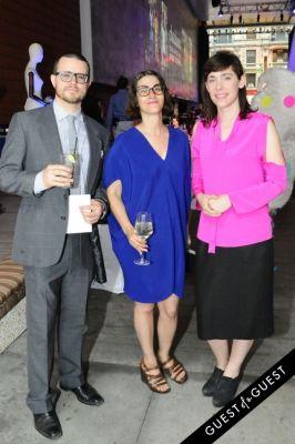 gavin sewell in 2014 Chashama Gala