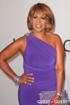 gayle king in Oprah Winfrey and Ralph Lauren Gala